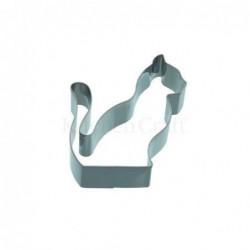 Emporte-piece - chat - 9 cm - metal