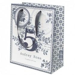 Sac cadeau en papier - Greengate - Audrey Grey