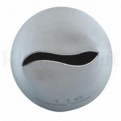 Embout moyen - poche a douille - petale  - 19 mm