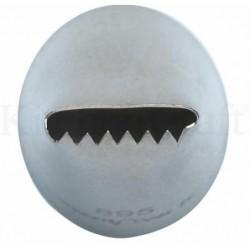 Embout moyen - poche a douille - pannier - 18 mm