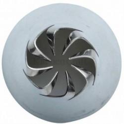 Embout moyen - poche a douille - clochette - 18 mm