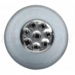 Embout moyen - poche a douille - cheveu d'ange - 12 mm