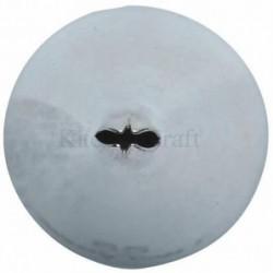 Embout petit - poche a douille - feuille - 6 mm