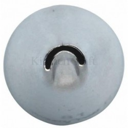 Embout petit - poche a douille - volant - 6 mm