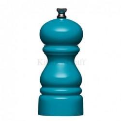 Moulin a poivre - turquoise - 12 cm