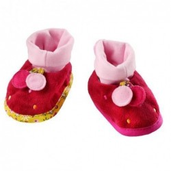 Lilliputiens - Petits chaussons roses