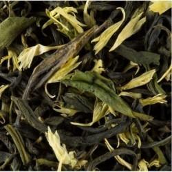 Thé vert parfumé - Dammann Frères - Earl Grey Primeur - 100g