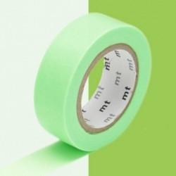 Masking tape - MT - schoking green