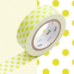 Masking tape - MT - pois anis