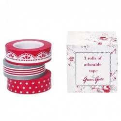 Masking tape - Greengate - Sophie - 3 rouleaux