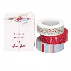 Masking tape - Greengate - Dixie - 3 rouleaux