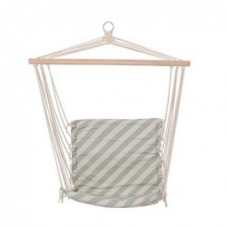 Hamac Chaise - Bloomingville - Stripe green