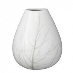 Vase en porcelaine - Arbre - Rader