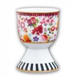 Coquetier Isabelle - floral madness -  Melli Mello