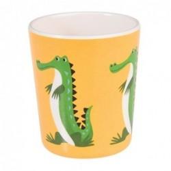 Gobelet mélamine - Crocodile - Rex
