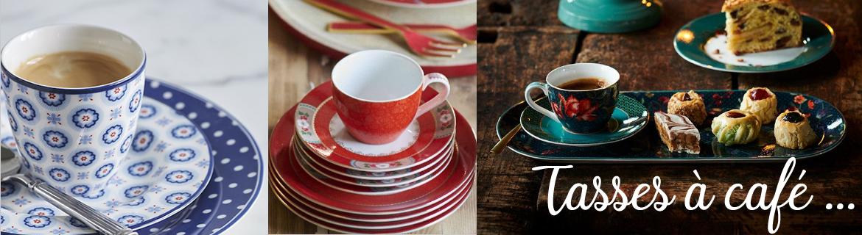 Trouver sur le net des tasses à café originales pour expresso nespresso
