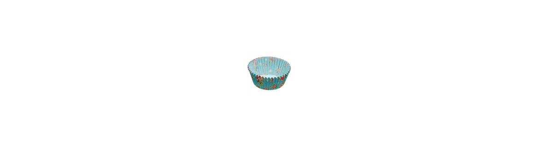 Vente en lignes de caissettes à cupcakes originales et fantaises pas cher