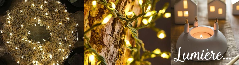 Acheter en ligne des guirlandes lumineuses originales et de bonne qualité
