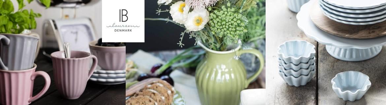 Acheter de la vaisselle et de la décoration IB Laursen chez Eglantine