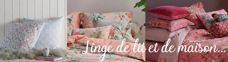 LINGE DE LIT & DE MAISON