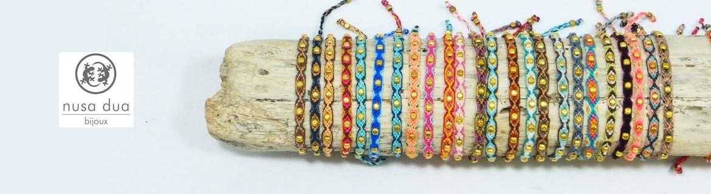 Vente en ligne des bijoux fantaisies Nusa Dua au meilleur prix