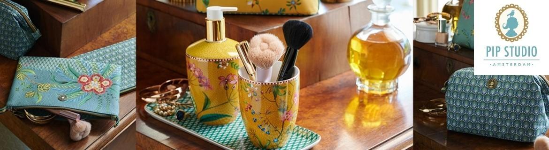 Acheter des porte-savon et des pots à coton Pip Studio à petit prix