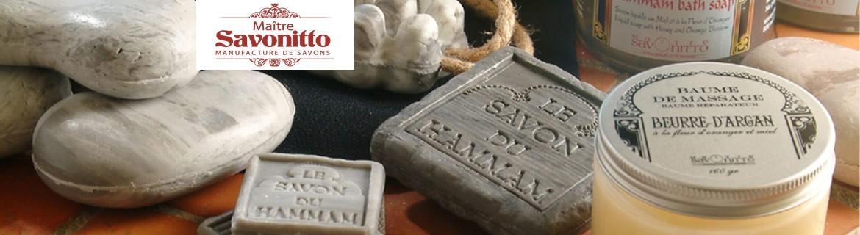 Acheter des savons naturels et artisanaux Maître Savonitto pas chers