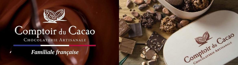 Acheter des tablettes de chocolat Comptoir du Cacao au meilleur prix