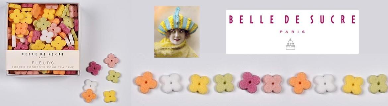 Acheter du sucre coloré, parfumé ou d'origine chez Belle de Sucre