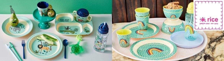 Toute la gamme de décorations Rice pour les enfants chez Eglantine