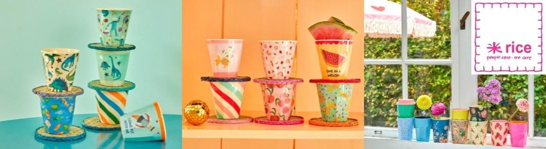 Acheter des gobelets et des mugs Rice au meilleur prix chez Eglantine