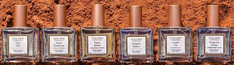 Acheter des sprays d'ambiance Collines de Provence au meilleur prix