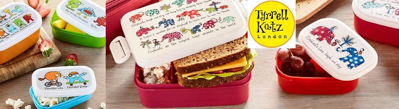 Acheter des boites alimentaires pour enfants Tyrrell Katz à petit prix