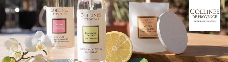 Acheter des articles parfumés Collines de Provence au meilleur prix