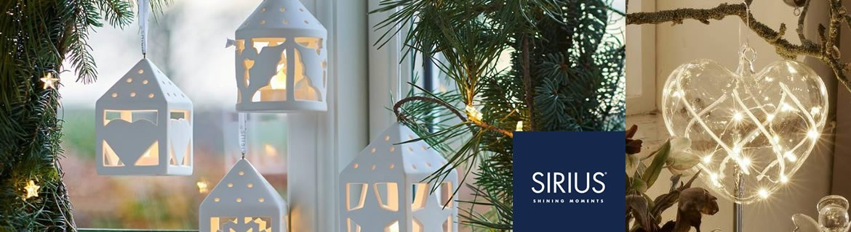 Acheter des décorations lumineuses à suspendre Sirius au meilleur prix