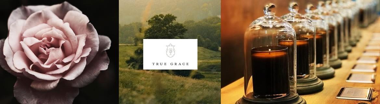 Acheter des bougies parfumées True Grace à petit prix chez Eglantine