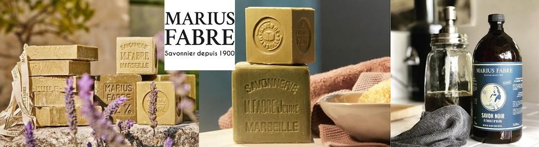Acheter des savons noirs et liquides Marius Fabre au meilleur prix