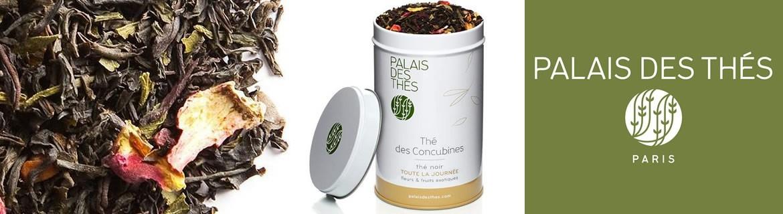 Acheter du thé en vrac et en sachets, et des infusions Palais des Thés